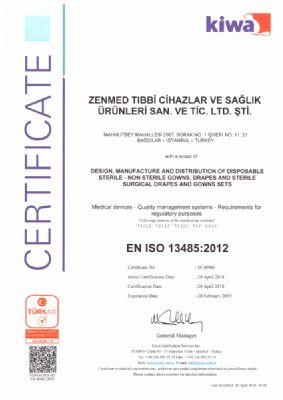 Our Quality Certificates
